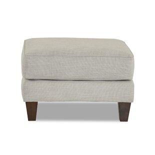 Wayfair Custom Upholstery™ Shonda Ottoman