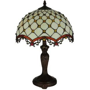 Diamond and Jewel 20 Table Lamp