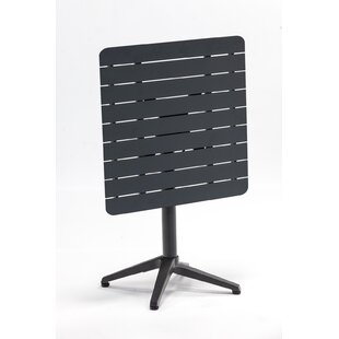Reiban  Folding Aluminium Bar Table By Sol 72 Outdoor