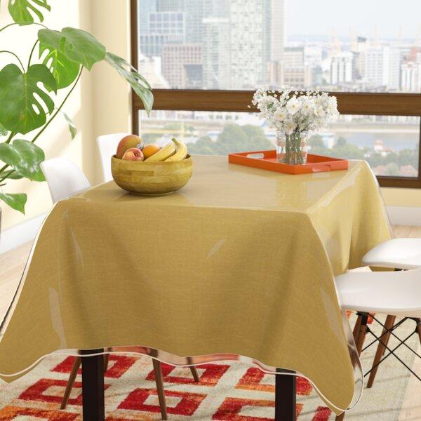 Clear Tablecloth Protector Wayfair