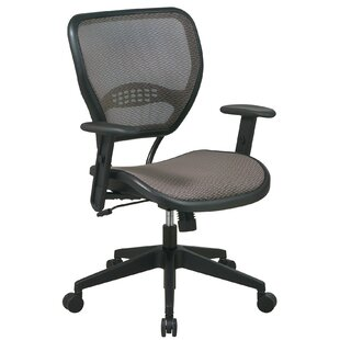Office Star Products Space Mid-Back Desk Chair