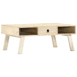 Seligman Coffee Table With Storage By Bloomsbury Market
