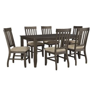 Rainmaker 7 Piece Dining Set by Loon Peak