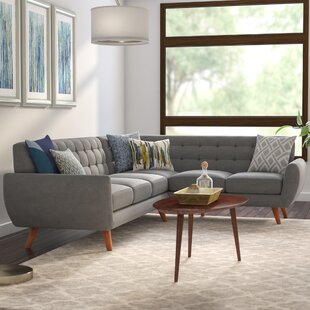 cubix cadetgrey chaise loft sofas century modern lf cadet grey sofa sectional l shape sectionals mid left