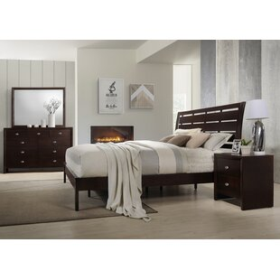 Willenhall Platform 4 Piece Bedroom Set by Ebern Designs Sale