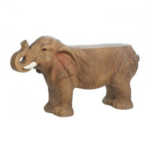 Small Elephant Garden Bench