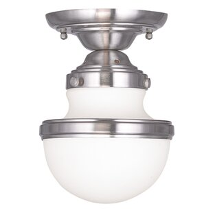 Andover Mills Myers Semi Flush Mount