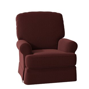 Check Prices Amoroso Manual Swivel Glider Recliner by Darby Home Co Reviews (2019) & Buyer's Guide