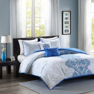 Ebern Designs Gideon Comforter Set