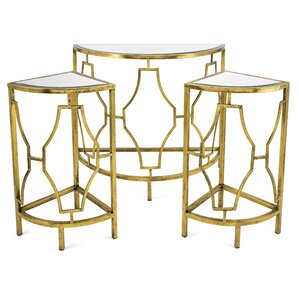 Reidy Mirror 3 Piece End Tables by Mercer41