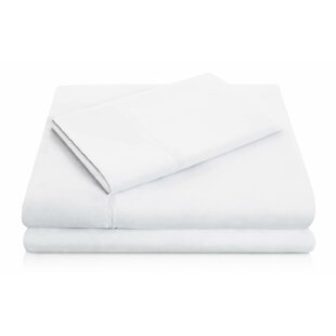 Brushed Bed Sheet Set by Alwyn Home Best #1
