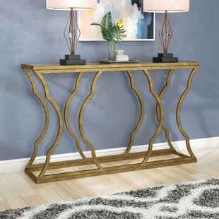 Willa Arlo Interiors Roy Console Table