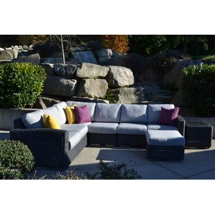 Peninsula Sectional with Cushion by E9-Halo