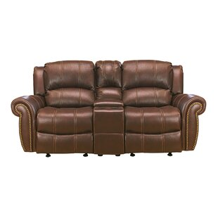 Gretna Glider Reclining Sofa by Wildon Home®