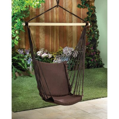 Kalia Cotton Chair Hammock by Winston Porter Coupon