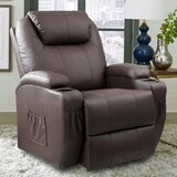 Aairah Power Lift Assist Recliner with Massage by Red Barrel Studio®