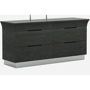 Sifuentes 6 Drawer Double Dresser