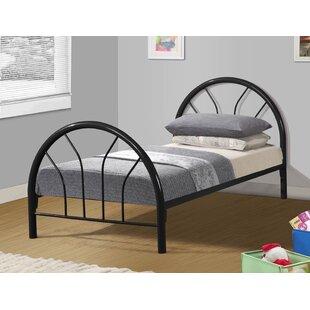 Craigsville Metal Hoop Slat Bed