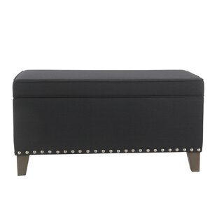 Farrier Upholstered Storage Bench