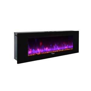 Blackwell Wall Mount Backlit Multicolor Flam..