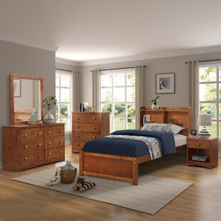 Grimsby Twin Platform Configurable Bedroom Set