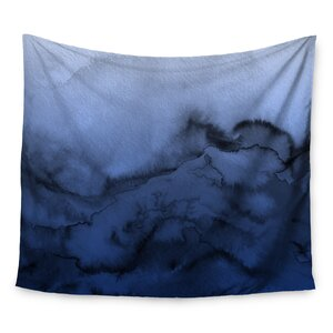 Winter Waves 3 by Ebi Emporium Wall Tapestry