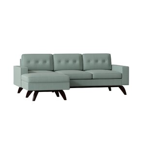 Read Reviews Luna Sectional Collection by TrueModern Reviews (2019) & Buyer's Guide