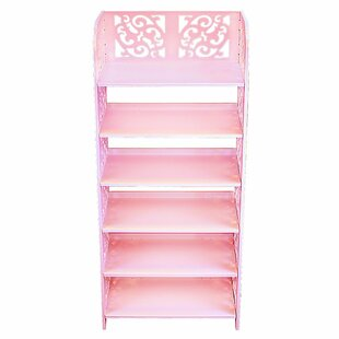 Rebrilliant Multipurpose 6 Tier Shoe Rack