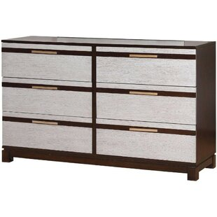 Innsbrook 6 Drawer Double Dresser