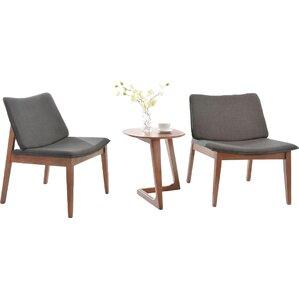 Newburgh Modern Side Chair (Set of 2) by Lan..