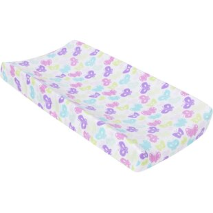 Reviews Butterflies Changing Pad Cover ByMiracle Blanket