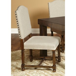 Burnsfield Upholstered Side Chair (Set of 2) by Gracie Oaks