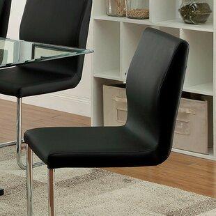Waller Upholstered Dining Chair (Set Of 2) by Orren Ellis Modern