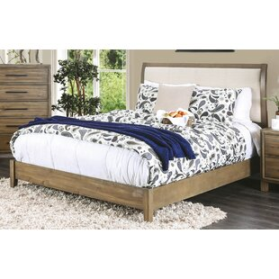 Krum Panel Bed by Greyleigh