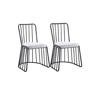 Dasilva Upholstered Dining Chair (Set of 2)