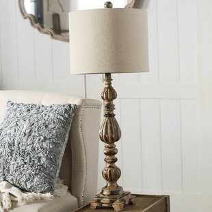 Inexpensive Slender Avian 34.5 Table Lamp By Crestview Collection