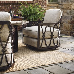 Tommy Bahama Outdoor Sands Swivel Patio C..
