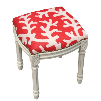 Super Rosecliff Heights Colleton Linen Upholstered Vanity Stool Machost Co Dining Chair Design Ideas Machostcouk