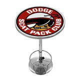 Dodge Scat Pack Club Pub Table by Trademark Global