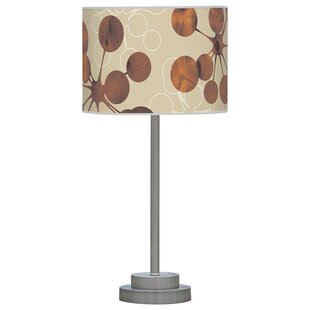 Organic Modern Bubble Stem 24 Table Lamp