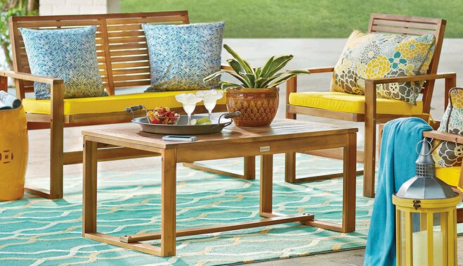 Patio Furniture Materials Guide