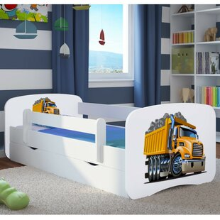 Review Caswell Convertible Toddler Bed With Drawers