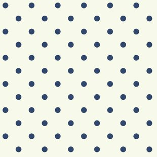Polka Dots Wallpaper Grey Silver Metallic Shimmer Off White Children/'s Modern