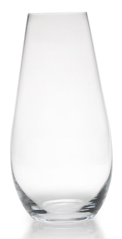 Teardrop Glass Vase