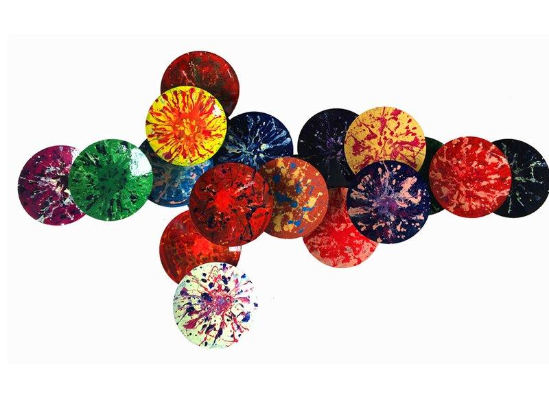 Peterson Housewares Inc. Modern Multi-Color Wall Décor   Wayfair