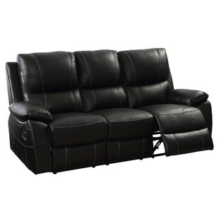 Check Prices Nihar Reclining Sofa by Red Barrel Studio Reviews (2019) & Buyer's Guide