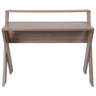 Wrought Studio Ashlock Wood Writing Desk