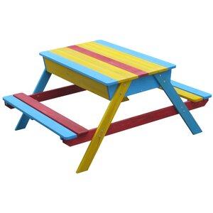 Picknicktisch Rainbow von Homestead Living