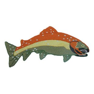 Fish Shaped Rug Wayfair Ca