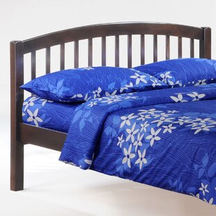 Night & Day Furniture Zest Panel Slat Bed